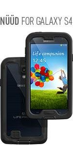 LifeProof Nuud Samsung Galaxy S4 Waterproof Case - Retail Packaging ... a1823d6e3e