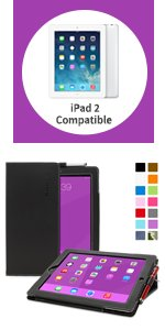 ipad 2 smart cover compatible case, apple ipad 2 leather smart case, ipad 2 case
