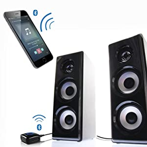 bluetooth audio receiver