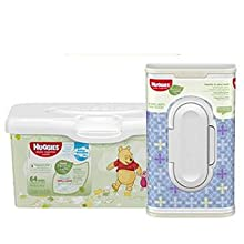 What are some recommended baby wipes? For a baby's room, try Huggies Nursery and Designer tubs