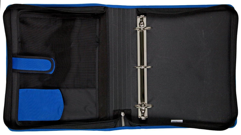 Five Star Zipper Binder Plus Multi Access File 2 Inch