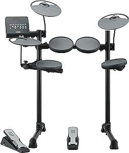 yamaha dtx 400k electronic drum kit musical instruments stage studio. Black Bedroom Furniture Sets. Home Design Ideas