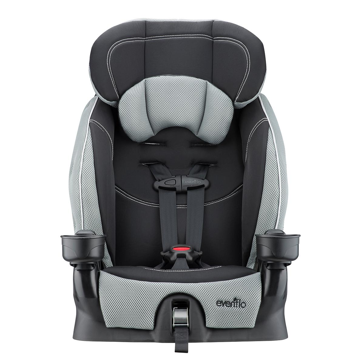 evenflo chase lx harnessed booster car seat jasmin baby. Black Bedroom Furniture Sets. Home Design Ideas