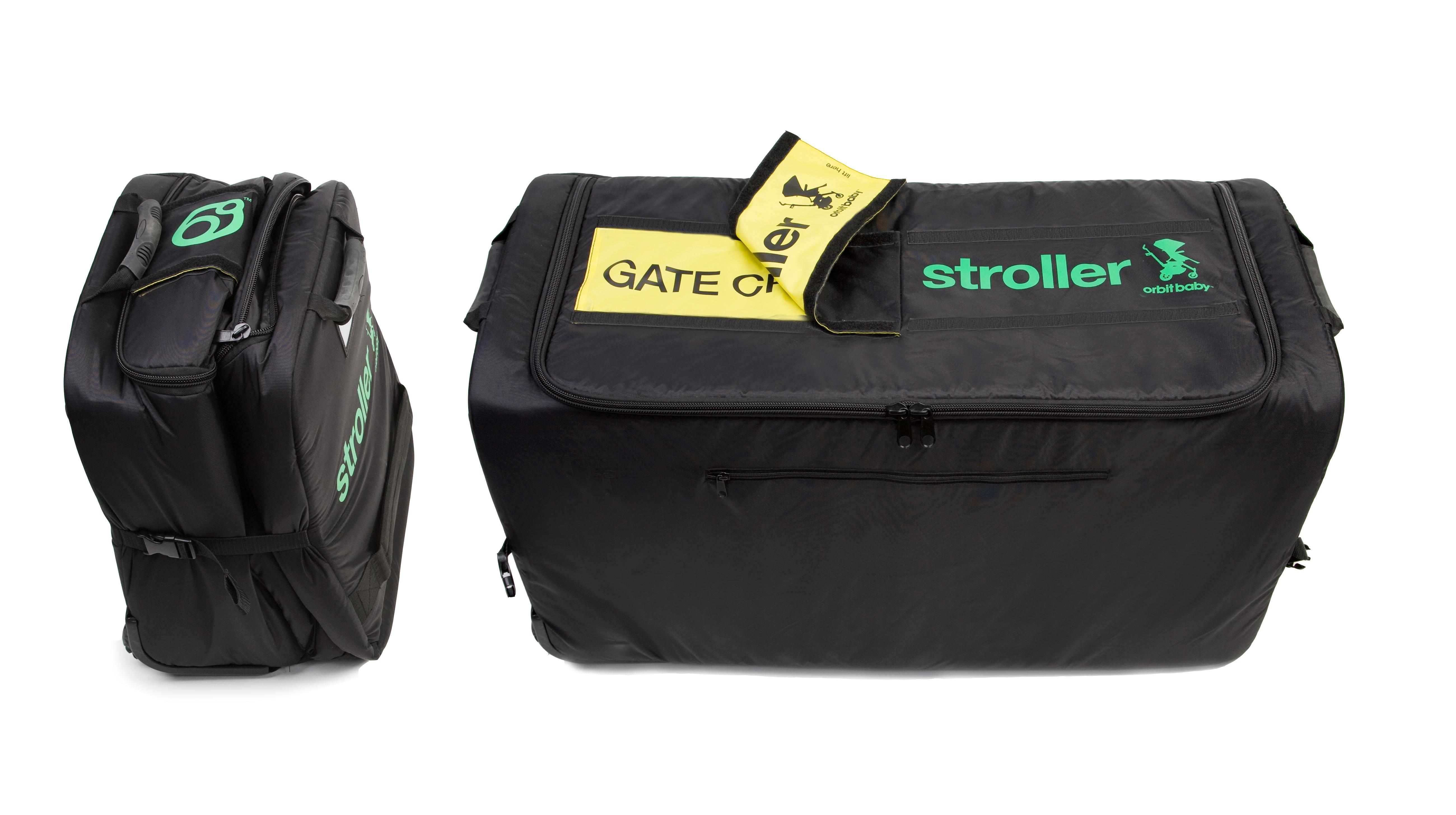Orbit Baby Stroller Travel Bag Black Amazon Ca Baby