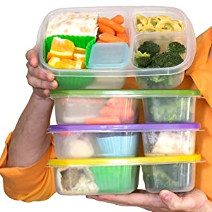 office, lunchboxes, lunch, boxes, work, compartmentalized, containers, bento, box, snack, school