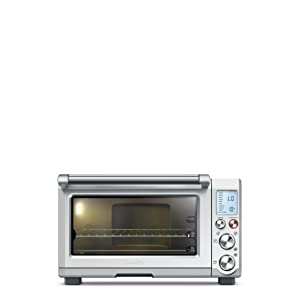 Breville The Smart Oven Pro Convection Toaster Oven Cyber Everyday