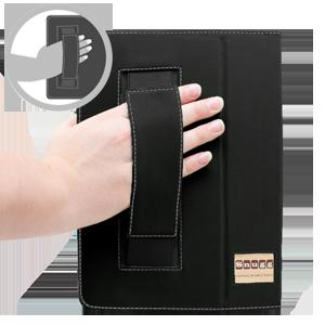 ipad mini case leather hand strap, ipad mini case smart cover compatible, ipad mini case cover stand