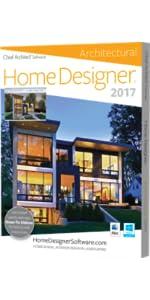 Chief Architect Home Designer Architectural 2017: PC-Mac: Software ...