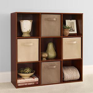 Cubeicals storage cubes fabric drawers organization organize your home closetmaid & ClosetMaid 1574 Cubeicals 6-Cube Organizer Black: Amazon.ca: Home ...
