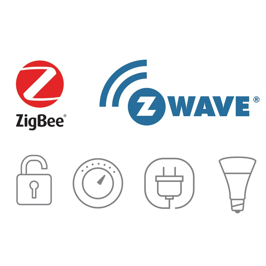 Logitech Harmony Home Hub Extender For Control Of Zigbee