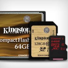 Kingston USB 3. Media Reader