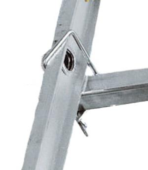 Louisville Ladder Lp 2210 00 Adjustable Aluminum Ladder