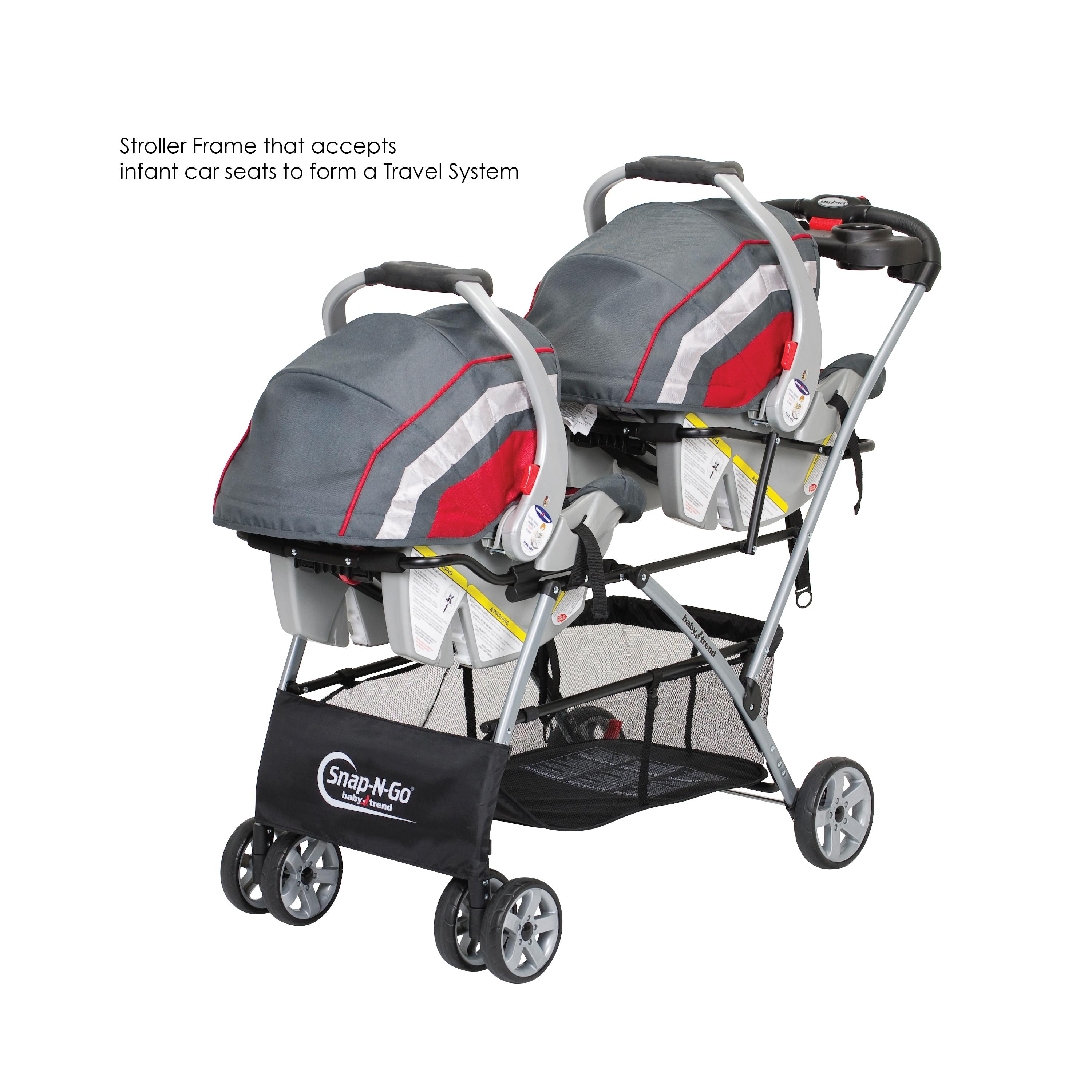 Baby Trend Universal Double Snap-N-Go Stroller Frame: Amazon.ca: Baby