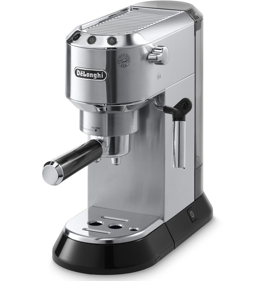 Delonghi Magnifica Coffee Maker Leaking Water : DeLonghi EC680 Dedica 15 Bar Slim Espresso and Cappuccino Machine with Advanced Cappuccino ...