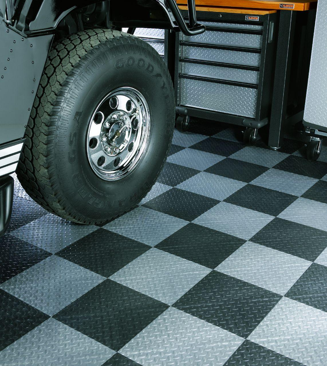 Gladiator garage floor tiles gallery tile flooring design ideas gladiator garageworks gaft24ttta floor tile 24 pack blue view larger doublecrazyfo gallery dailygadgetfo Choice Image