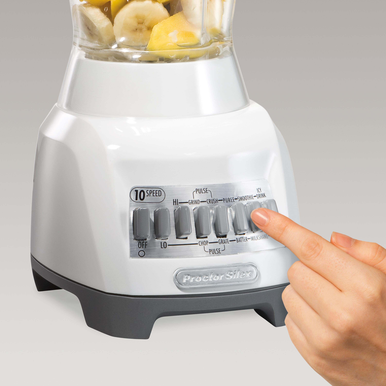 Proctor-Silex 50124 Blender, White: Amazon.ca: Home & Kitchen