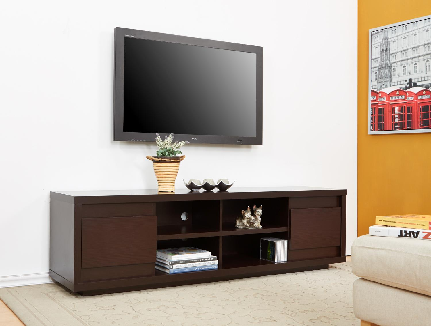 Furniture of america enitial lab kirry multi storage tv for Furniture of america enitial lab