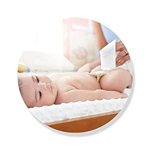 Looking for the best baby wipes for newborns? Try Hypoallergenic, alcohol free wipes by Huggies