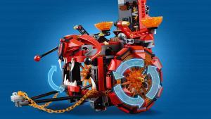 LEGO nexo knights, construction