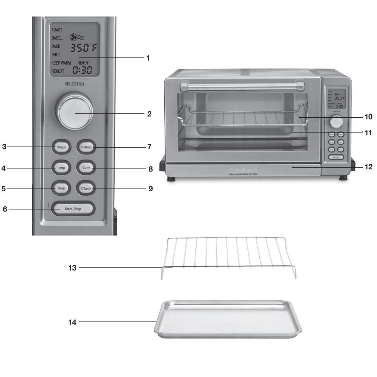 convection oven recipe book pdf