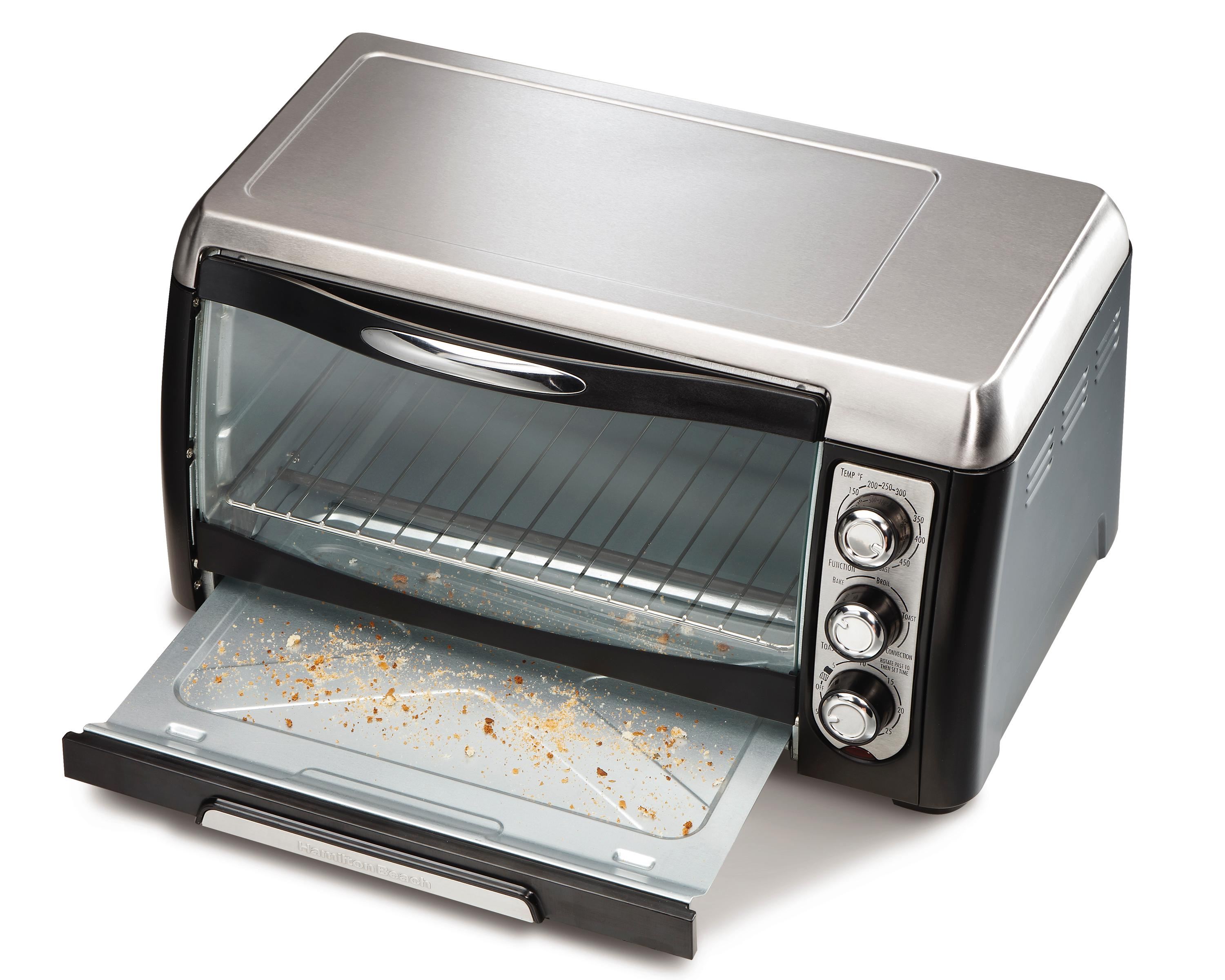 Hamilton Beach C 6 Slice Toaster Oven Broiler Amazon