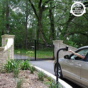 Mighty Mule Automatic Gate Opener For Heavy Duty Dual