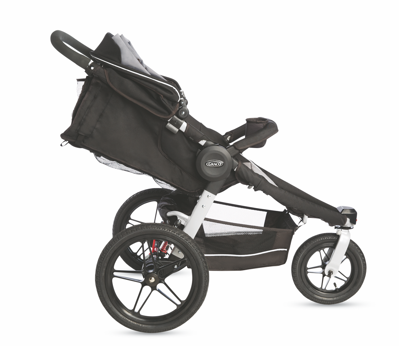 Graco Relay Click Connect Performance Jogger Stroller Lynx