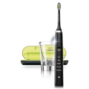 Diamondclean, electric toothbrush, rechargeable toothbrush, Philips sonicare, oral health care