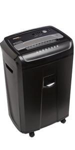 24-Sheet Cross-Cut Shredder