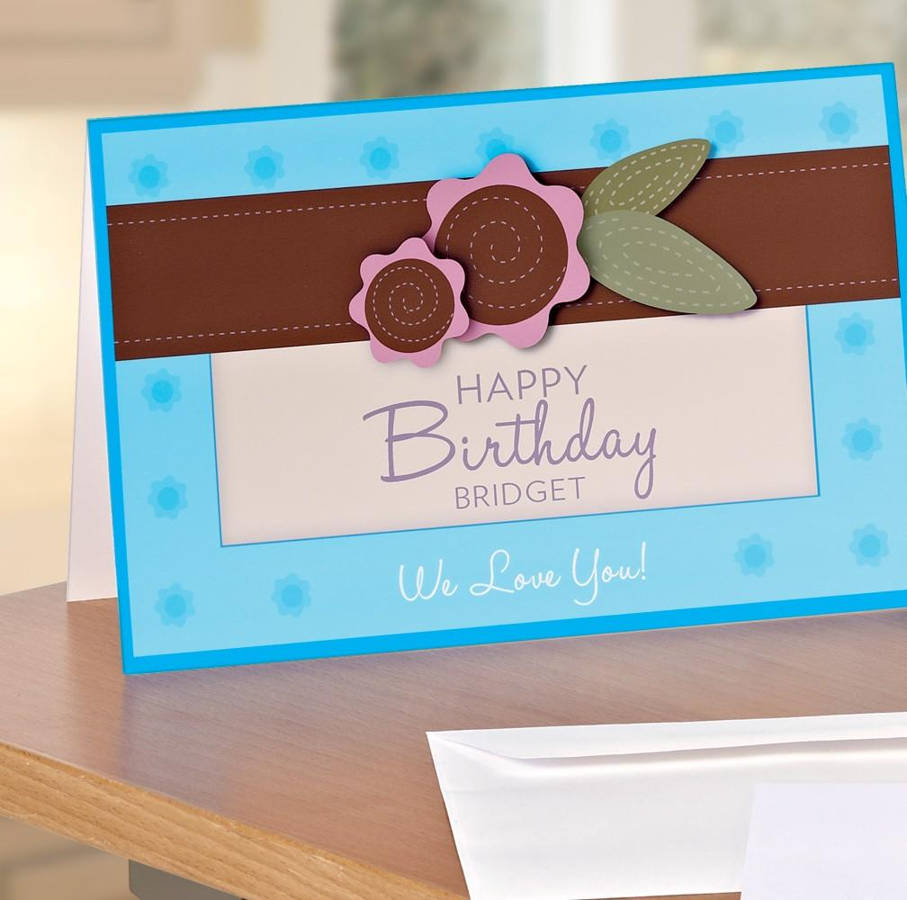 quarter fold thank you card template
