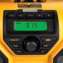 work site radio, work radio, bluetooth, cordless radio, radio charger, charging radio