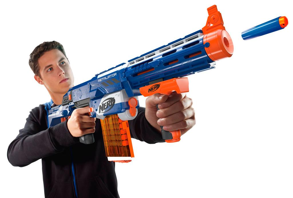 Are Parents Banning Toy Guns?
