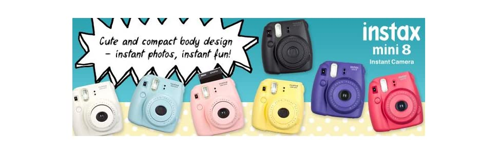 Instant Photography, Instax, Instax Mini 8,