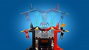 LEGO nexo knights, construction,