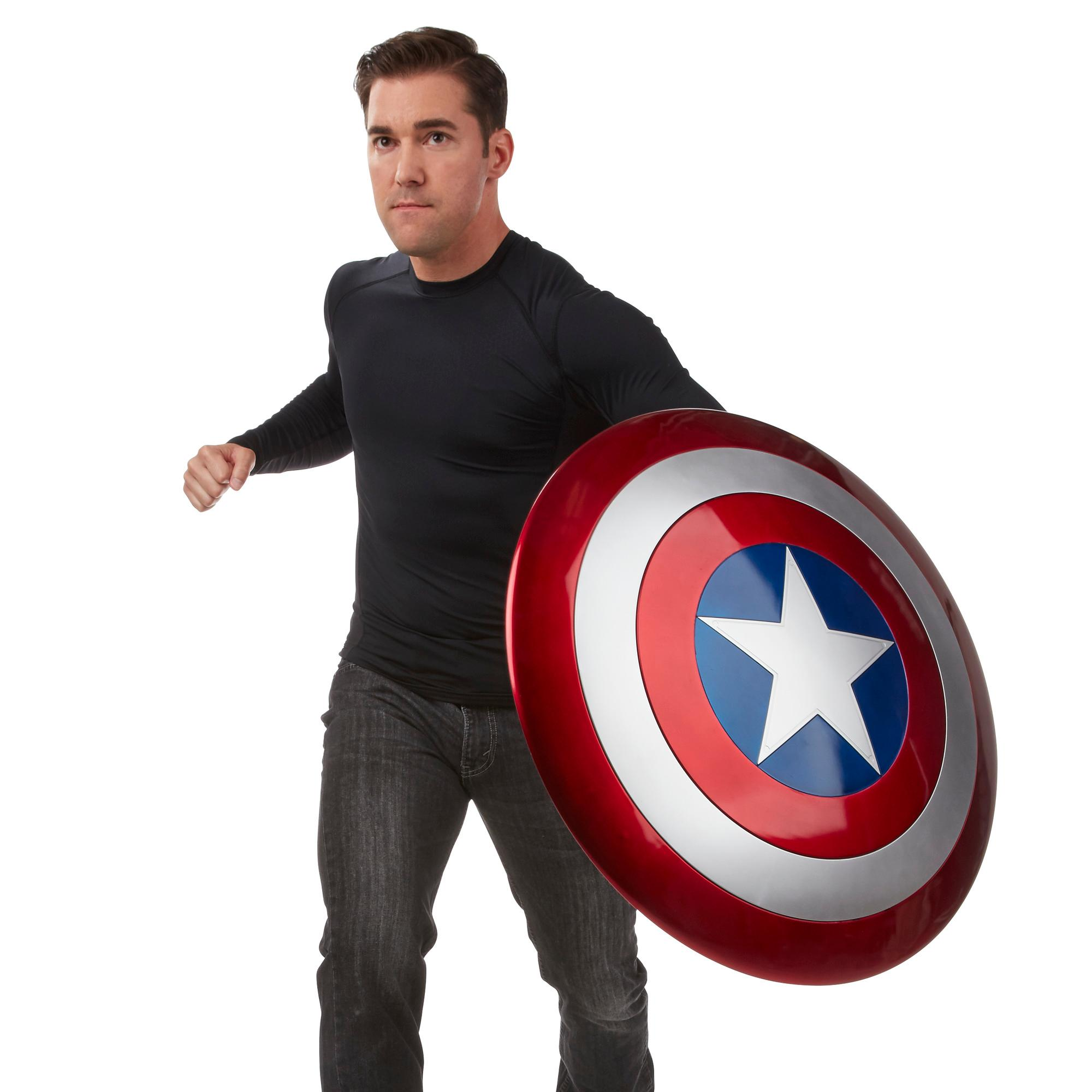 avengers legends gear captain america shield figure. Black Bedroom Furniture Sets. Home Design Ideas