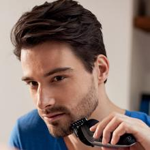 electric shaver, electric razor, shaver for men, groomer, wet or dry shave