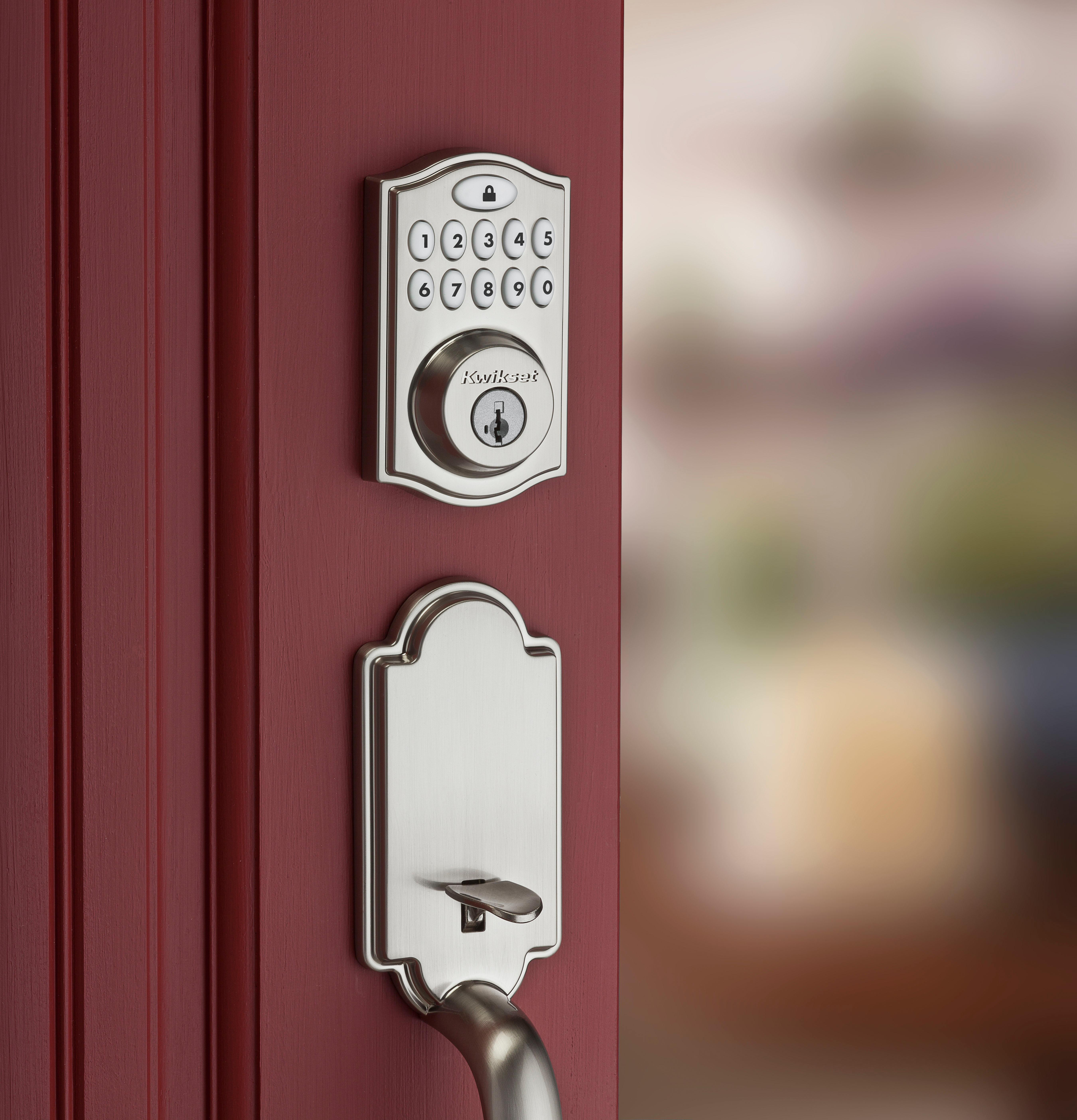 hiding a is manual stories zwave place door middle panel button switch in this push for smartthings power z that outdoor community lock gate now control wave t there allows final projects supply blank and the