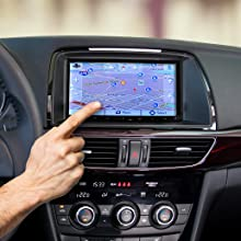 GPS Navigation Built-In