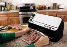foodsaver,food saver,vacuum,sealer,sealing,preservation,automatic,fresh,storage,auto,detect