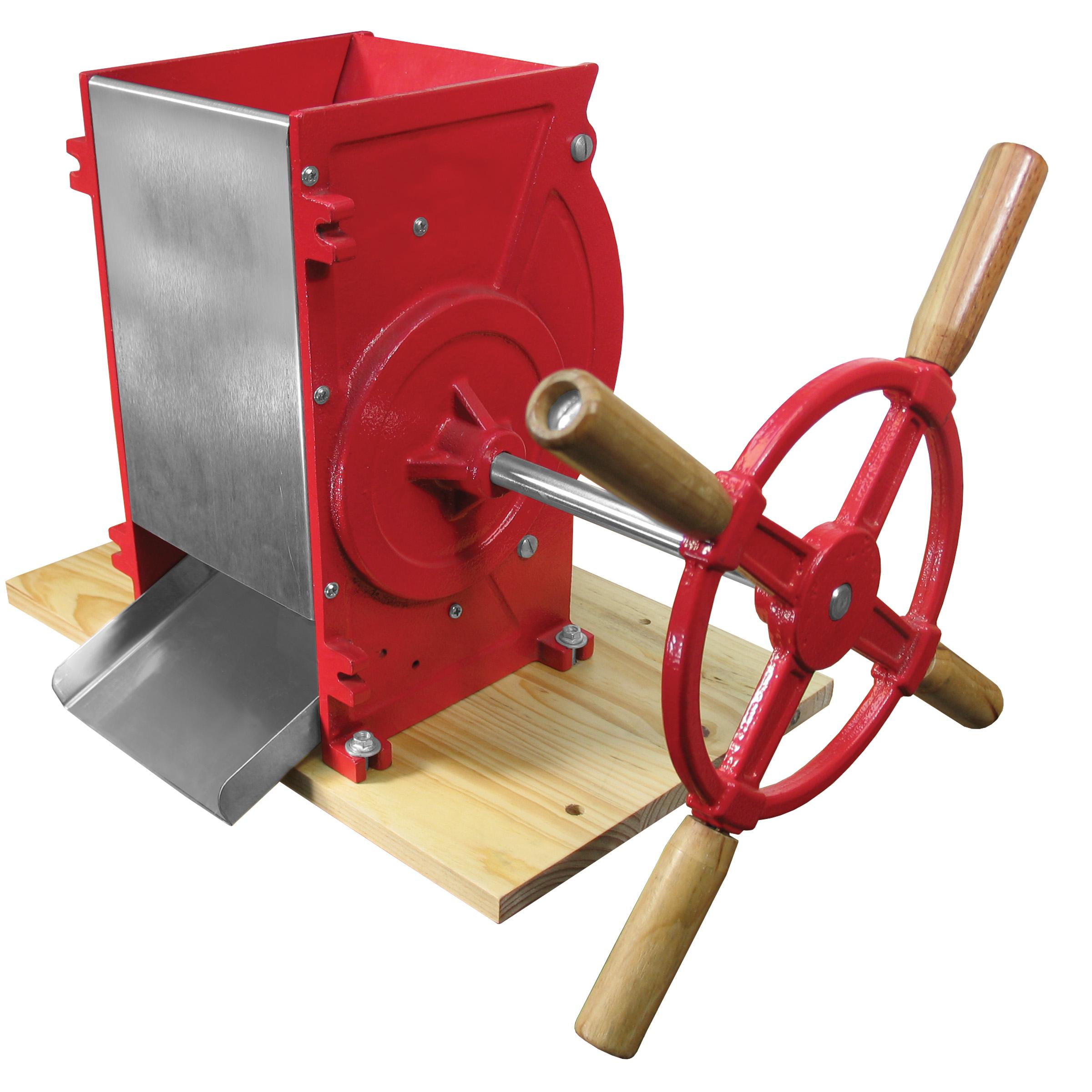 Fruit crusher grape apple crusher grinder for grape apple fruit - From The Manufacturer View Larger Essential For Grinding Large Quantities Of Apples