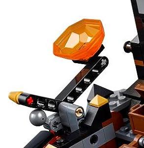 construction catapult, LEGO nexo knights,