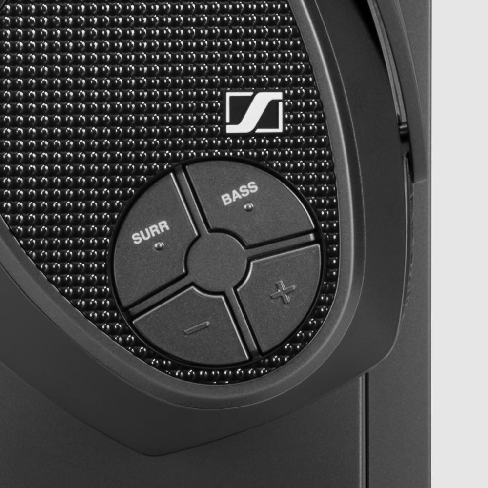 Sennheiser Rs 175 Rf Wireless Headphones Amazon Ca