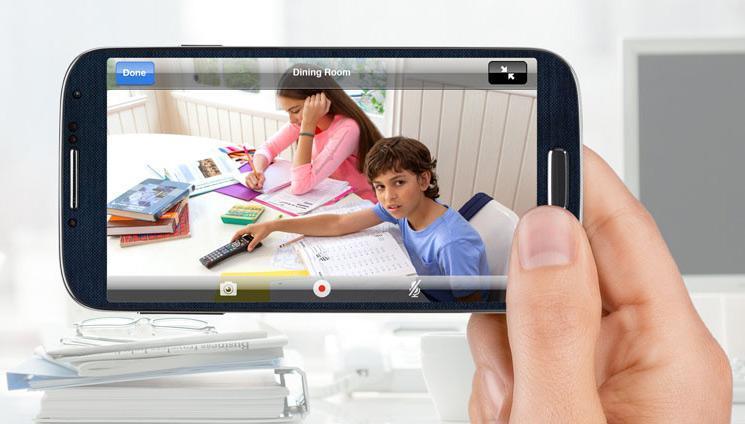 Belkin Wemo Netcam Hd Wi Fi Camera With Night Vision All