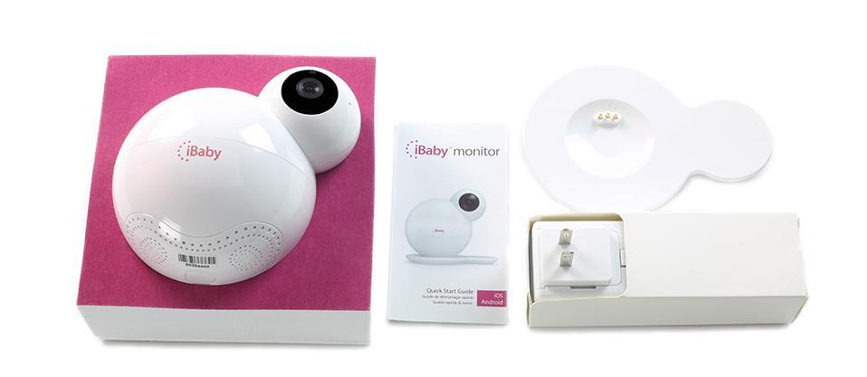 Ibaby M6s 1080p Full Hd Wi Fi Smart Digital Baby Monitor