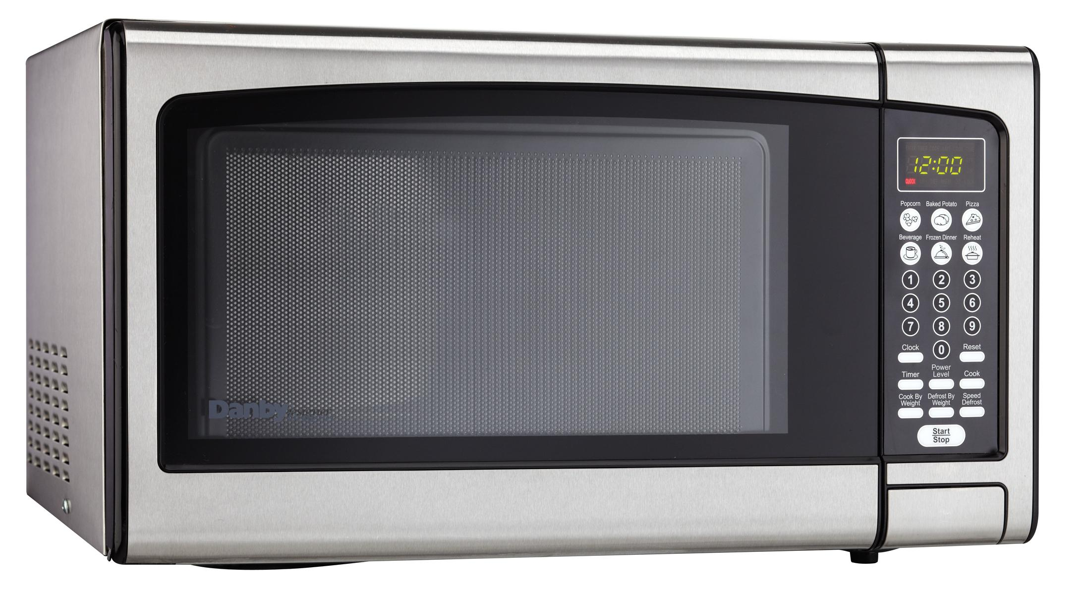 microwave small steel microwaves integrated soundstore freestanding appliances in stainless interior built dimplex