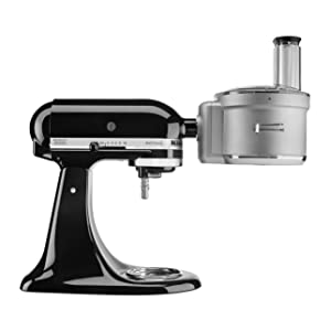 KitchenAid KSM2FPA Food Processor Attachment with Commercial Style ...