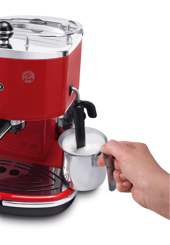 Delonghi ECO310R Icona Pump Espresso Machine, Red: Amazon.ca: Home ...