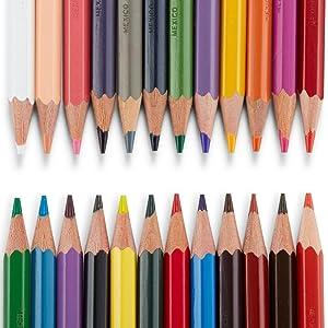 Prismacolor Col-Erase Erasable Colored Pencils, 24 Pack, Assorted ...