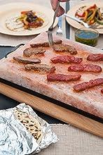 salt plate, salt plates, himalayan salt, salt block, salt plate holder, CC3526, CC6036