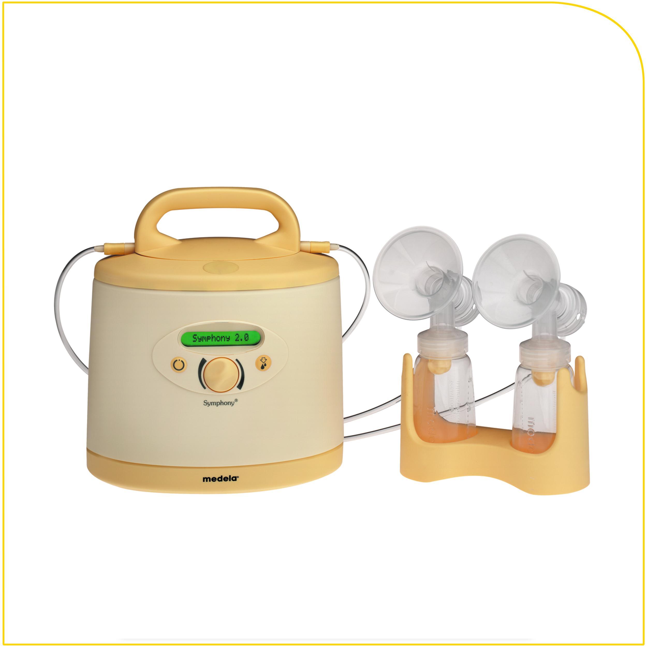Medela Symphony Breast Pump Amazonca Baby-8742